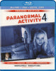 Paranormal Activity 4 (Unrated Edition) (Blu-ray + DVD + Digital Copy) (Blu-ray) BLU-RAY Movie