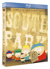 South Park - The Complete (13th) Thirteenth Season (Blu-ray) (Boxset)