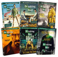 Breaking Bad - The Complete Season 1- 6 (Boxset)