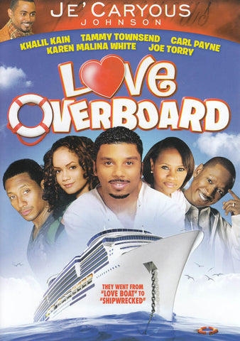 Love Overboard DVD Movie