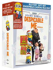Despicable Me (Includes Limited Edition Ornament Gift Set) (Blu-ray) (Bilingual)
