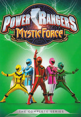 Power Rangers: Mystic Force - The Complete Series (Keepcase)