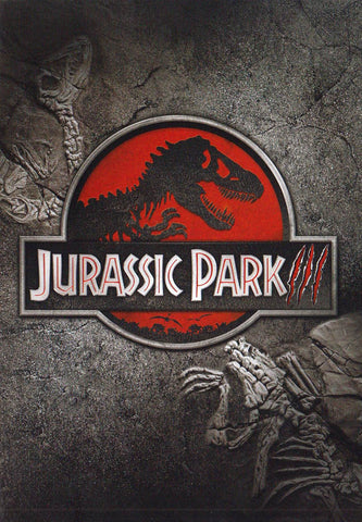 Jurassic Park III DVD Movie