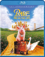 Babe - Pig in the City (15th Anniversary) (Blu-ray)