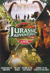 Jurassic Adventures - The Lost World, Return to Lost World, Journey Center of Earth, Adventures in D