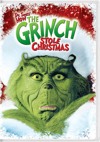 Dr. Seuss - How the Grinch Stole Christmas DVD Movie