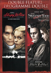 Sleepy Hollow / Sweeny Todd (Double Feature) (Bilingual)