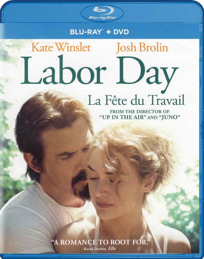 Labor Day Bilingual Blu Ray Dvd On Dvd Movie