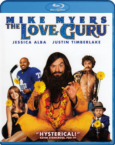 The Love Guru (Blu-ray) BLU-RAY Movie