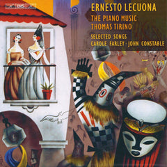 Lecuona - The Piano Music & Selected Songs Farley / Constable (CD)