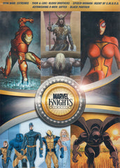 Marvel Knights: Collection (Iron Man / Thor & Loki / Spider-Woman / X-Men / Black Panther) (Boxset)