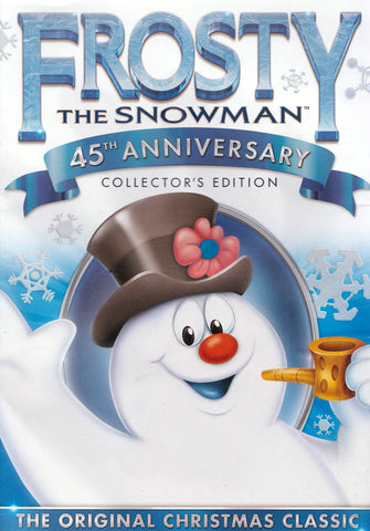 Frosty The Snowman (45th Anniversary Collector s Edition) DVD Movie