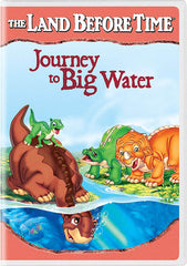 The Land Before Time - Journey to Big Water (Coral Colour Spine)