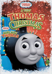 Thomas and Friends - A Very Thomas Christmas (Bilingual)