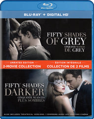 Fifty Shades 2-Movie Collection (Unrated Edition) (Blu-ray) (Bilingual)