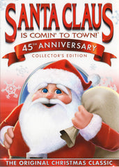 Santa Claus Is Comin' to Town 45th Anniversary (Collector's Edition)