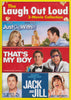 The Laugh Out Loud : 3-Movie Collection (Just Go With It / That's My Boy / Jack and Jill) DVD Movie