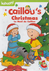 Caillou's - Christmas (Bilingual)