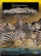 National Geographic - Great Migrations (3-DVD Set)