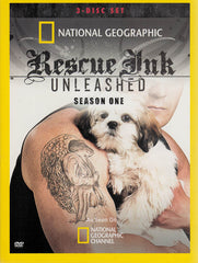 National Geographic: Rescue Ink Unleashed - Season 1 (Boxset)
