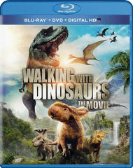 Walking With Dinosaurs: The Movie (Blu-ray + DVD + Digital HD) (Blu-ray)