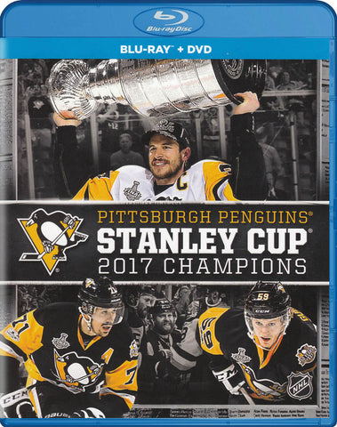 Pittsburgh Penguins: Stanley Cup - 2017 Champions (Blu-ray + DVD) (Blu-ray) BLU-RAY Movie