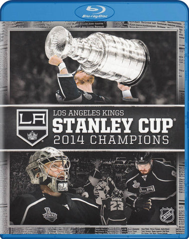 LA Kings: Stanley Cups - 2014 Champions (Blu-ray) BLU-RAY Movie