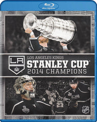LA Kings: Coupes Stanley - Champions 2014 (Blu-ray)
