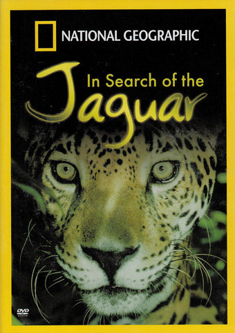 National Geographic - In Search Of The Jaguar DVD Movie