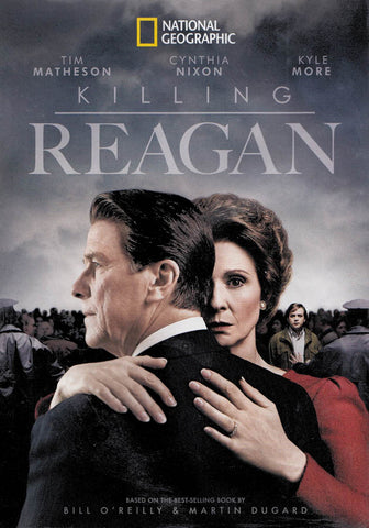 Killing Reagan (National Geographic) DVD Movie
