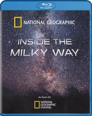 Inside the Milky Way (National Geographic) (Blu-ray)
