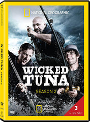 National Geographic - Wicked Tuna : Season 2 (Yellow Spine)