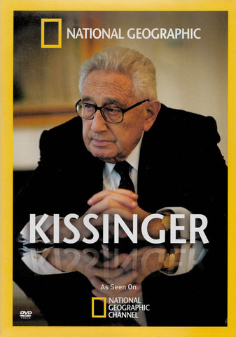 National Geographic - Kissinger DVD Movie
