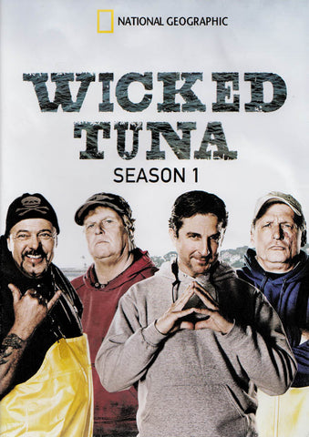 National Geographic - Wicked Tuna : Season 1 DVD Movie