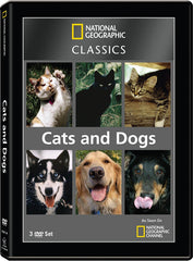 Cats And Dogs (National Geographic)