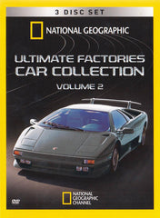 Ultimate Factories Car Collection : Volume 2 (National Geographic)
