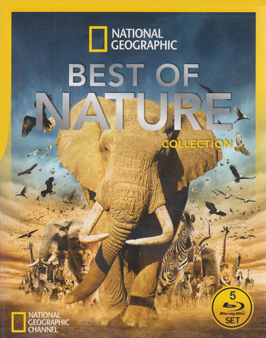 Best of Nature Collection (National Geographic) (Blu-ray) (Boxset) BLU-RAY Movie