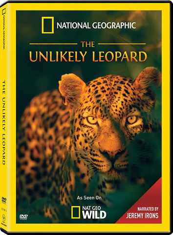 National Geographic - The Unlikely Leopard (National Geographic) DVD Movie