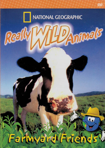 Really Wild Animals: Farmyard Friends (National Geographic) DVD Movie