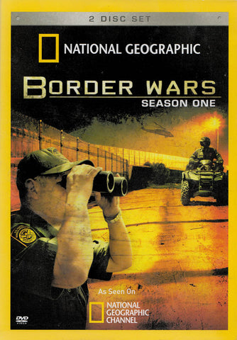 Border Wars - Season 1 (National Geographic) DVD Movie