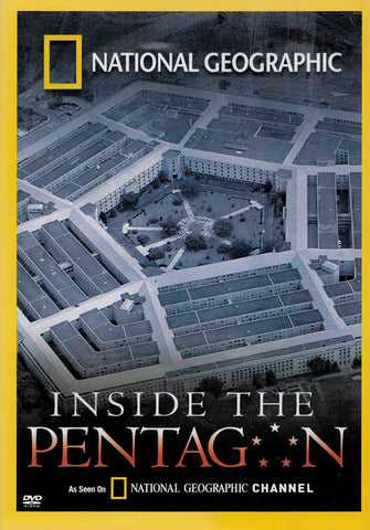 Inside The Pentagon (National Geographic) DVD Movie