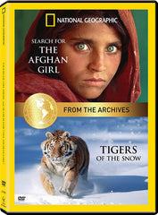 Search for the Afghan Girl / Tigers of the Snow (National Geographic)