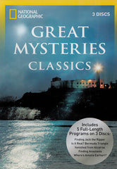 Great Mysteries Classics (3-Discs) (National Geographic)