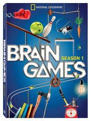 Brain Games - Season 1 (National Geographic)