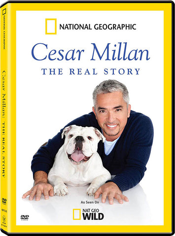 Cesar Millan - The Real Story (National Geographic) DVD Movie