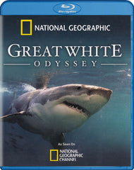 Great White Odyssey (National Geographic) (Blu-ray)
