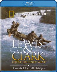 Lewis & Clark : Great Journey West (National Geographic) (Blu-ray)