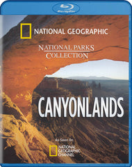 CanyonLands (National Geographic) (Blu-ray)