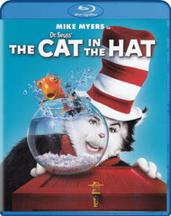 Dr. Seuss'- The Cat In The Hat (Blu-ray)