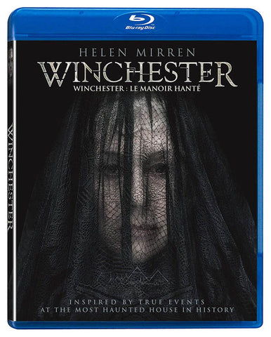 Winchester (Blu-ray) (Bilingual) BLU-RAY Movie